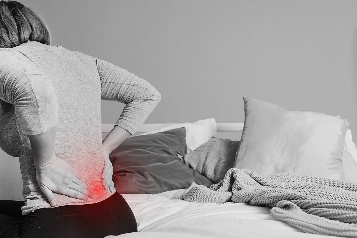 Spine Tip of the Day - Backpain